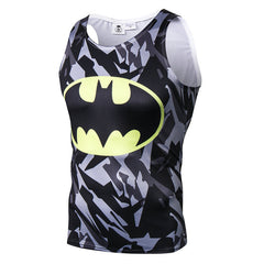 Image of Batman 3D Printed Tank Top