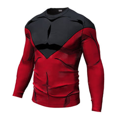 DRAGON BALL Z - PRIDE TROOPER JIREN LONG SLEEVES - 3D PRINTED LONG SLEEVES