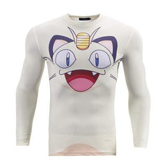 Poke Mon Armour Long Sleeve