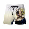 Image of Goku Saiyan Shorts