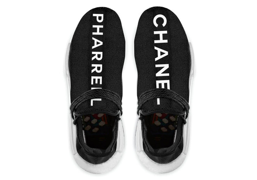Ready For The Chanel x Pharrell Williams x adidas Originals NMD Human Race Trail?