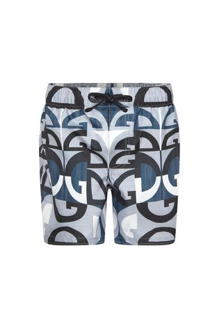 DOLCE & GABBANA KIDS Boys Blue Shorts