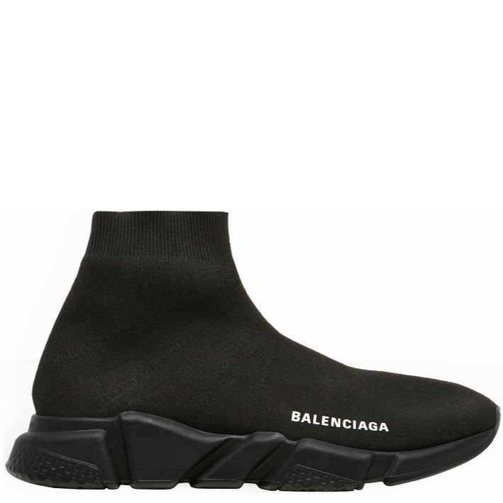 BALENCIAGA Speed Trainer Black/Black