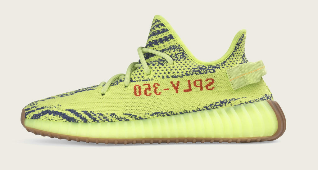 3df77f599 YEEZY Boost 350 V2 Semi Frozen Yellow – Royal Culture
