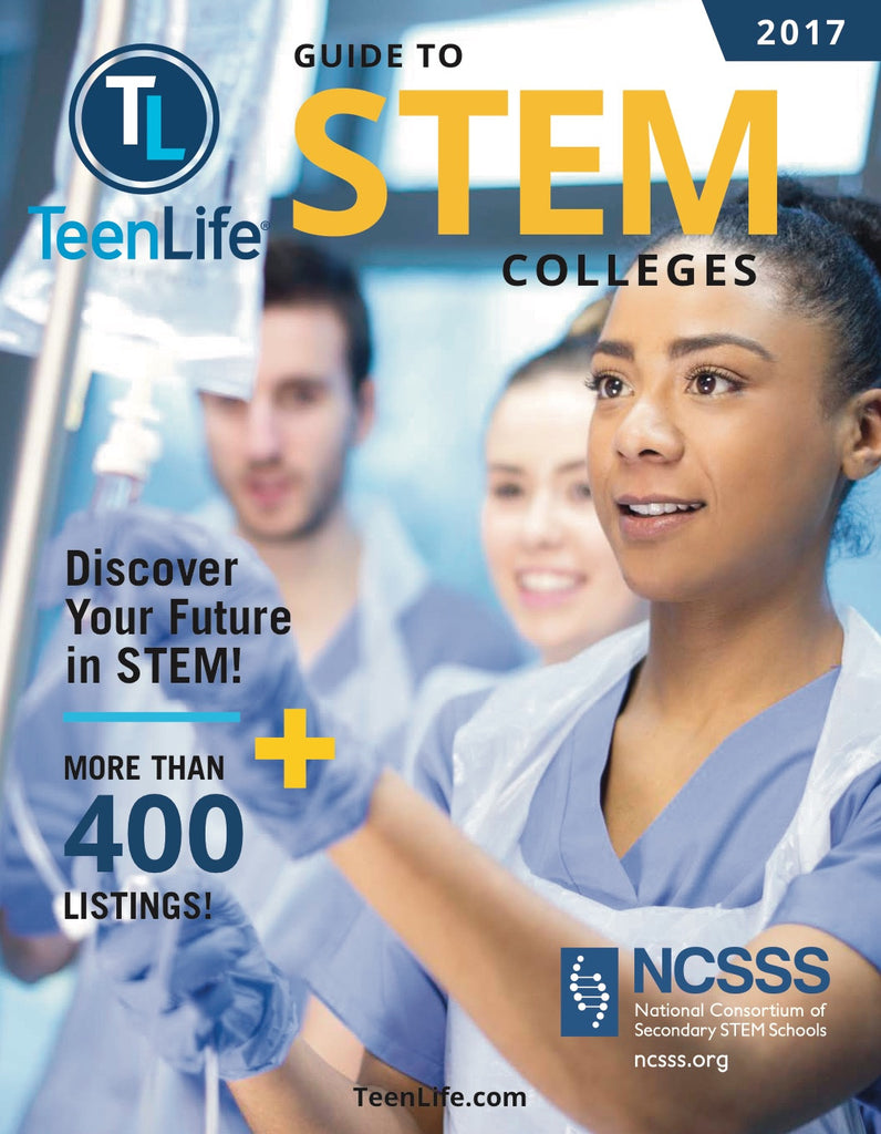 TeenLife/NCSSS Guide to STEM Colleges