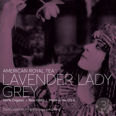 Lavender Lady Grey