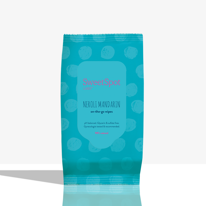 Neroli Mandarin On-The-Go Wipes