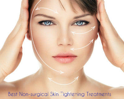 Non-surgical Skin Tightening MFR- Face- Three Treatments- $1848- One FREE DermaShine MD Treatment (Value $545)
