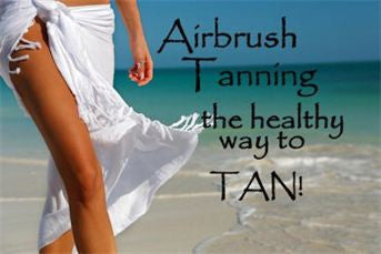 Norvell Airbrush Sunless Tan - Three Sessions -$99- Buy Three get ONE FREE