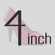 shop all 4 inch and lower high heels