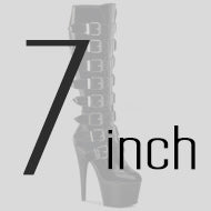 shop all 7 inch high heels