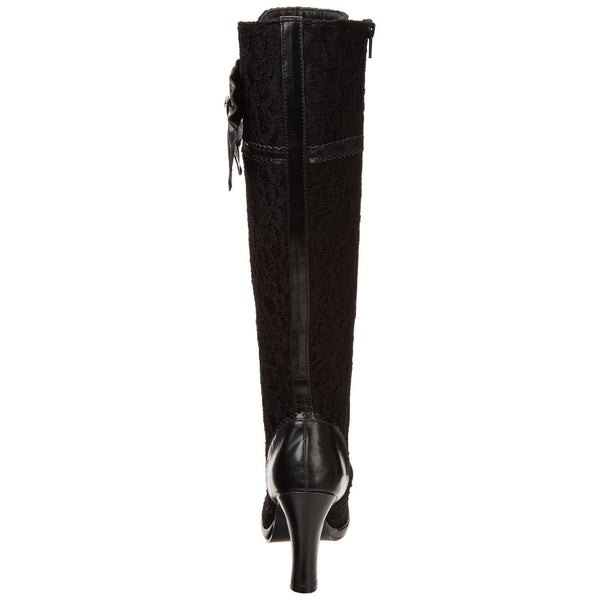 DEMONIA GLAM-240 Steampunk Lolita Cosplay Goth Victorian Boots - Shoecup.com - 3