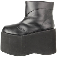Men's Black Frankenstein Boots - Shoecup.com - 4