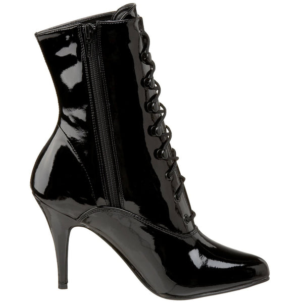 Pleaser VANITY-1020 Black Patent  4