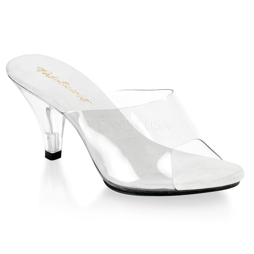 Fabulicious BELLE-301 Clear Sandals