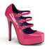Devious,DEVIOUS BONDAGE-03 Hot Pink Pat Maryjane Pumps - Shoecup.com