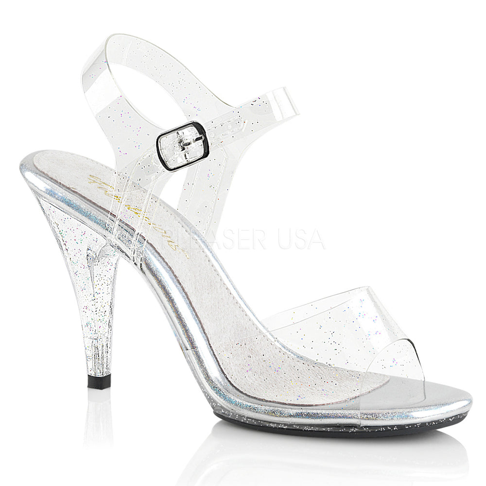 "4"" Heel CARESS-408MMG Clear"