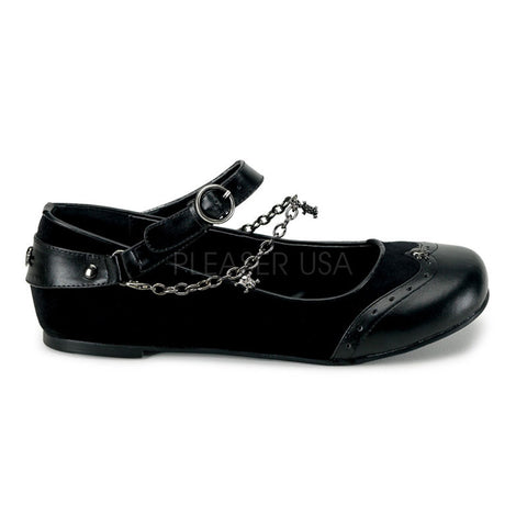 Women's Costume Shoes-Gothic