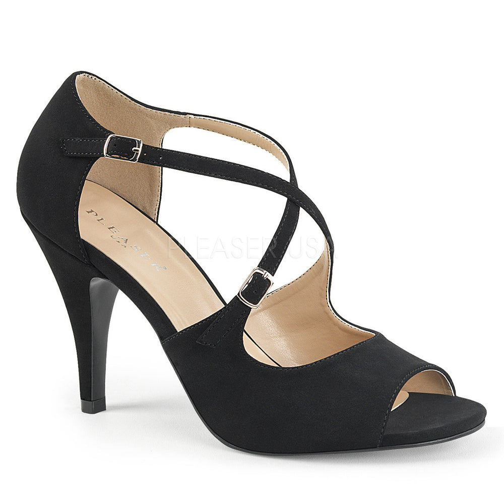 "4"" Heel DREAM-412 Black"