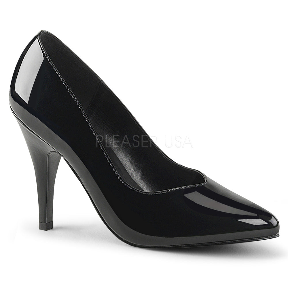 "4"" Heel DREAM-420 Black Pat"