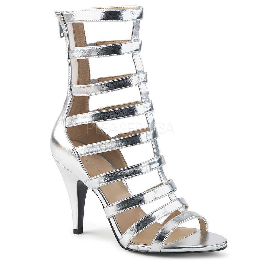 "4"" Heel DREAM-438 Silver"