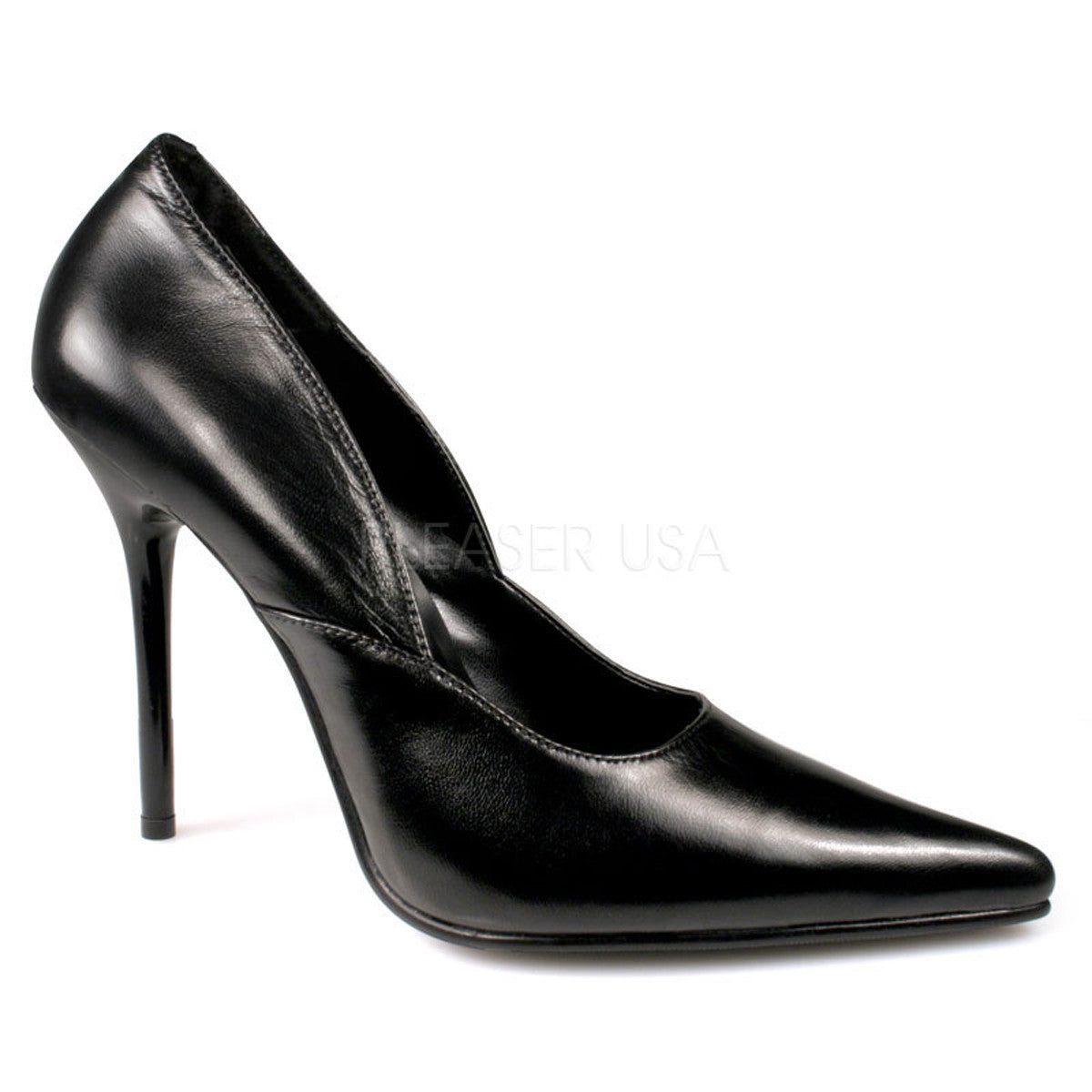 Womens Pleaser Milan 01 - Camel Leather - FREE Shipping