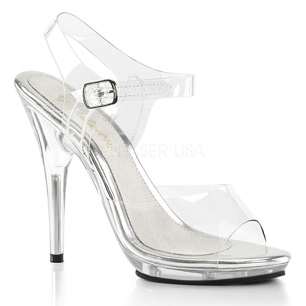 "5"" Heel POISE-508 Clear"
