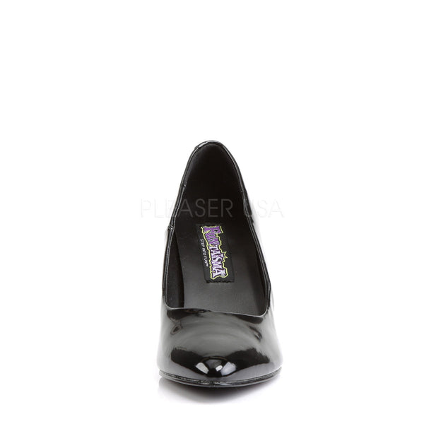 FUNTASMA PUMP-420 Black Pat Classic Pumps
