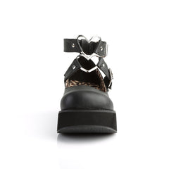 Demonia SPRITE-02 Black Vegan Leather Mary Jane - Shoecup.com - 4