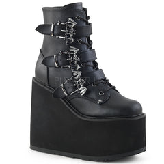Demonia SWING-103 Black 5 1/2