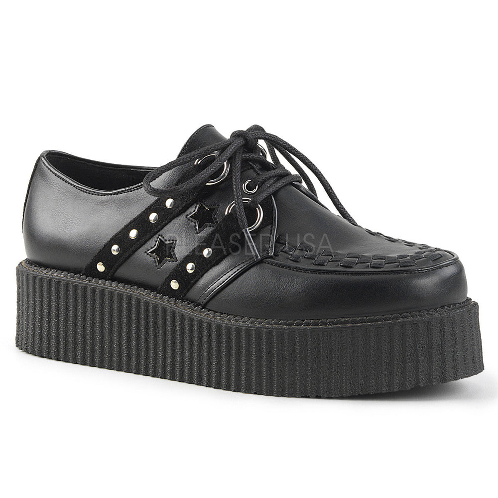 "2"" Platform V-CREEPER-538 Black"