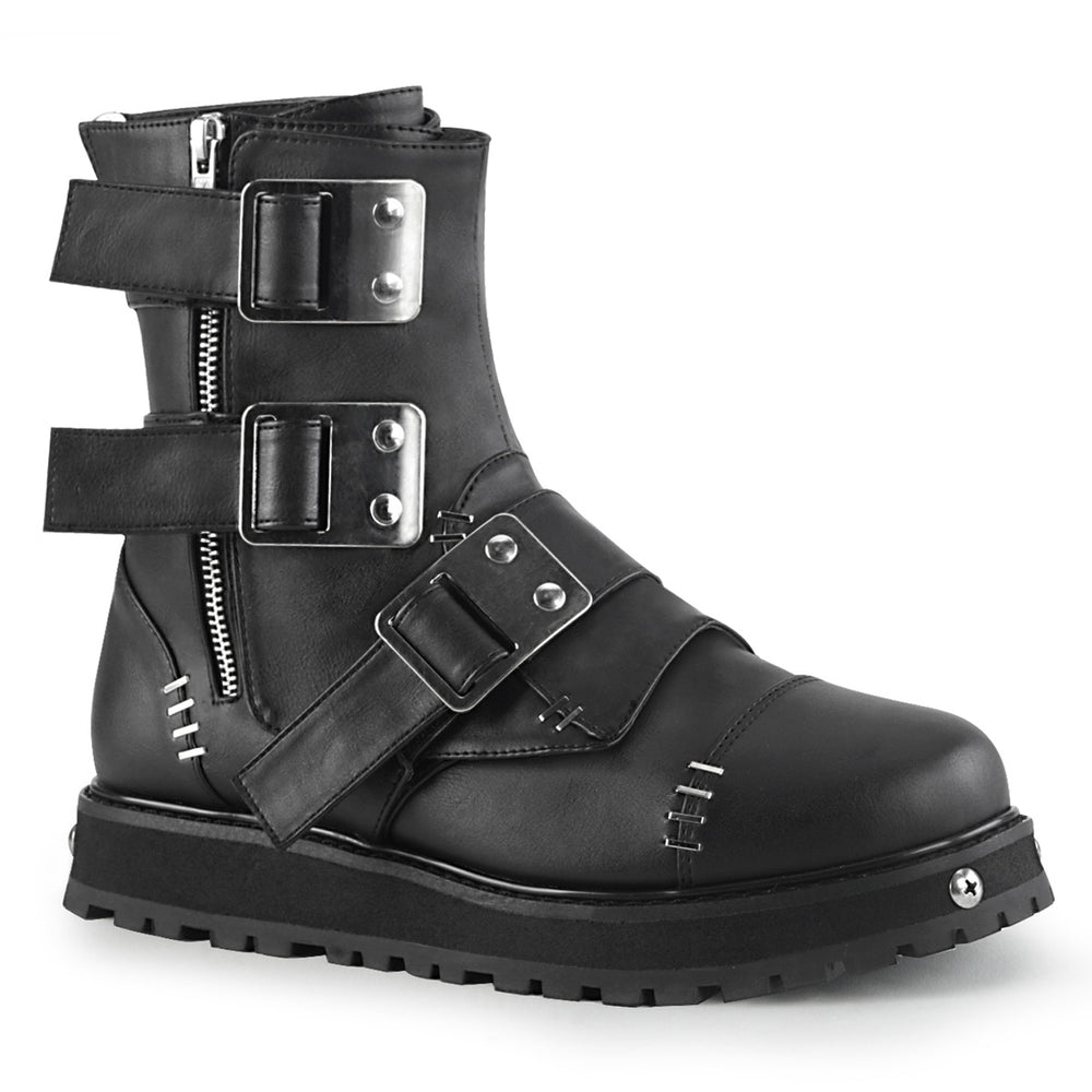 "1"" Platform VALOR-150 Black Pu"