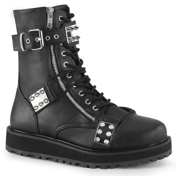"1"" Platform VALOR-280 Black Pu"