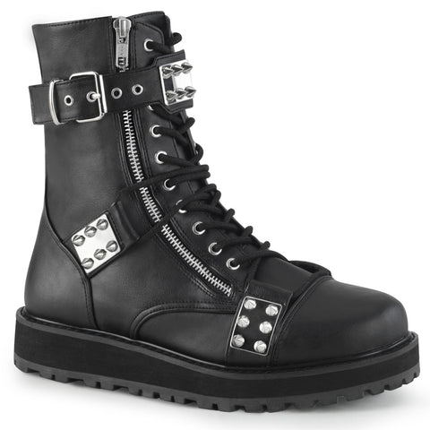 Mens Goth Boots & Women's Goth Boots