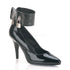 Pleaser VANITY-434 Black Patent Pumps - Shoecup.com