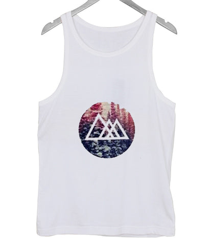 3 Triangle Tanktop