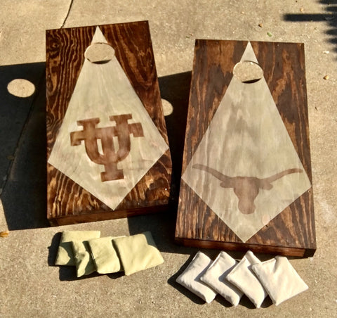 Cornhole Set (Bean Bag Toss)