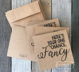 Crafty Little Notecards - The Crafty Ginger