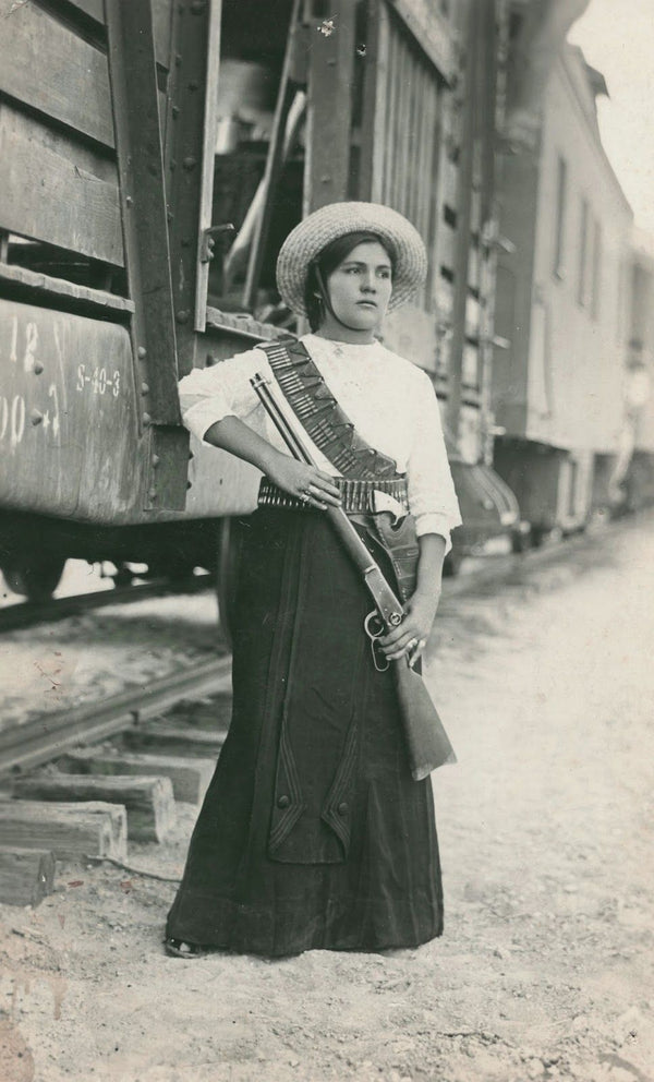 ADELITAS: Women of the Mexican Revolution