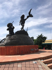 Zacatecas Revolution Monument