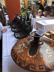 More Ceramic Art at the Zinapecuaro Contest