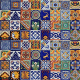 Talvera Tiles in a variety of designs & colors