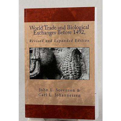 World Trade and Biological Exchanges Before 1492 Revised/Expanded Book