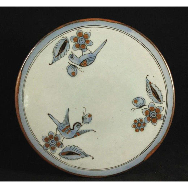Vintage Ken Edwards Ceramic Charger Cake Plate