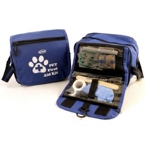 34 Piece Deluxe Pet First Aid Kit