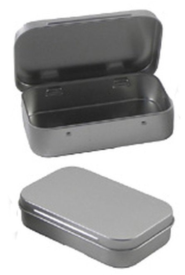 SURVIVAL HINGED TINS