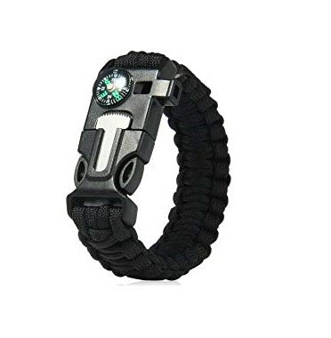 5-in-1 Paracord Bracelet