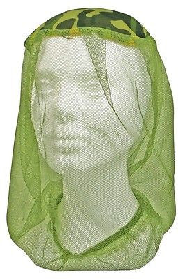 Mosquito Head Net Camouflage