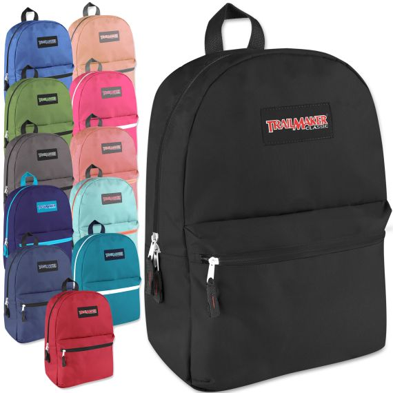 "17"" Trailmaker Backpacks"