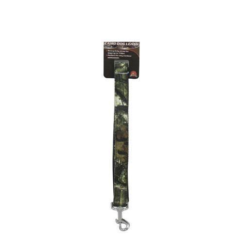 Tree Camo Dog Leash 4 Foot Length